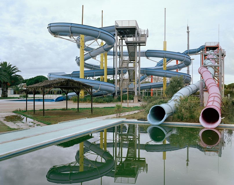 Aquapark (sans titre), 2010 - Stefano CERIO