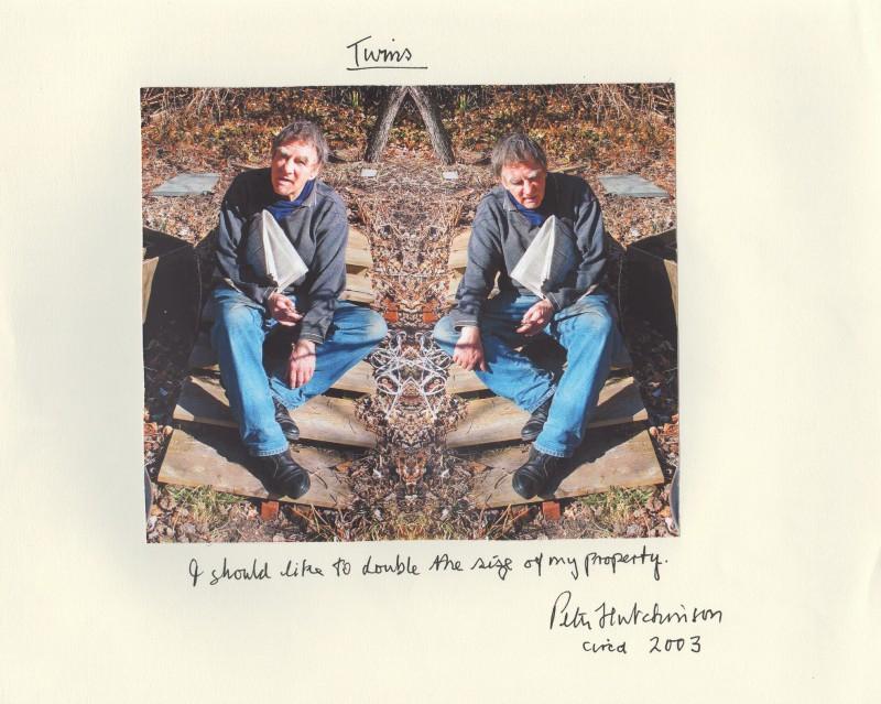 Twins, 2003 - Peter HUTCHINSON