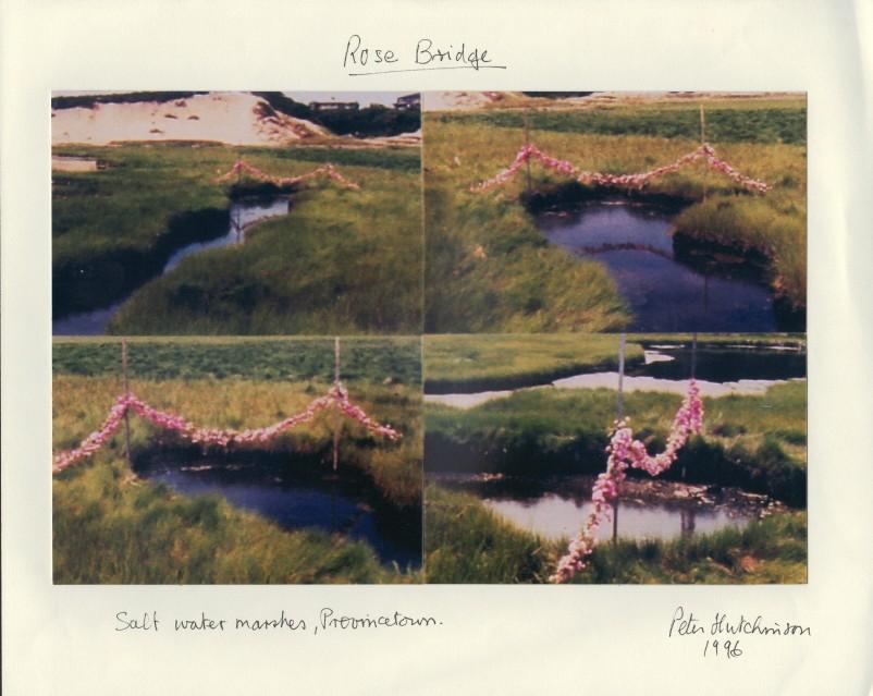 Rose Bridge, 1996 - Peter HUTCHINSON