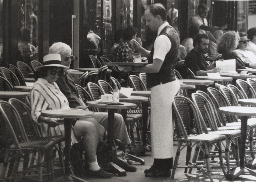 Café de Paris - Jean-Claude GAUTRAND