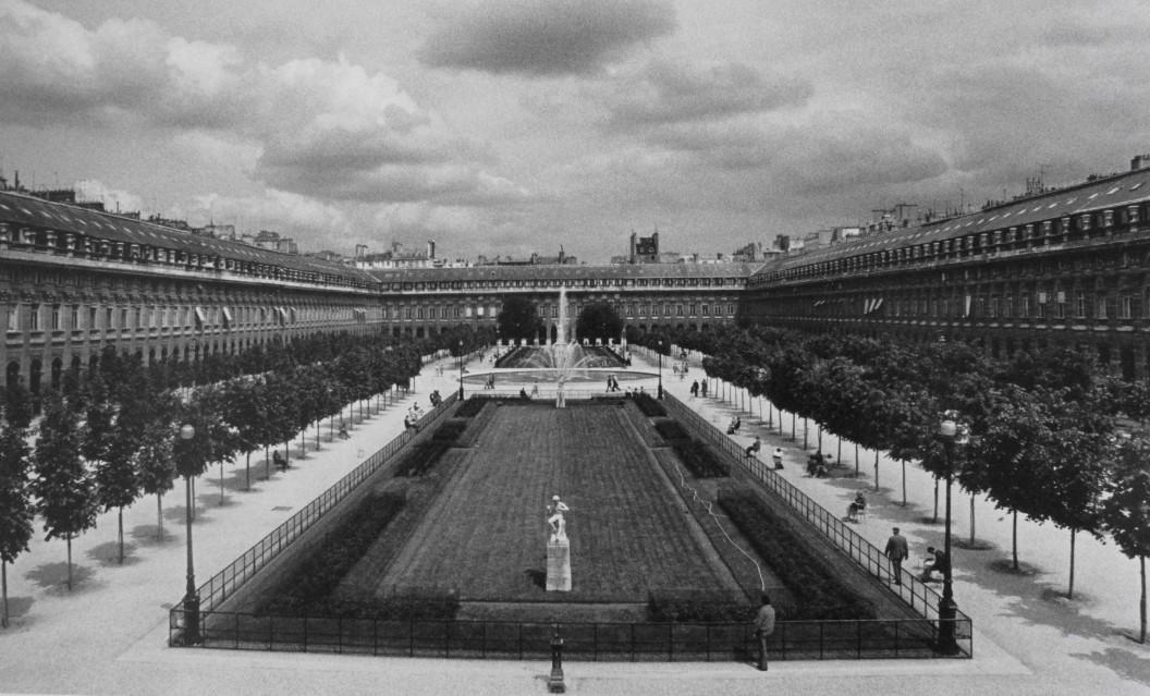 Les Jardins du Palais Royal - Jean-Claude GAUTRAND