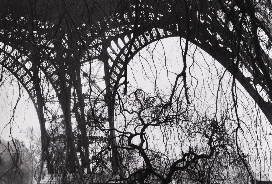 Tour Eiffel (II), 1988 - Jean-Claude GAUTRAND