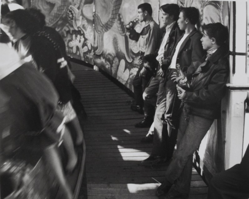 Les Blousons Noirs, 1962 - Jean-Claude GAUTRAND