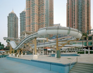 Gold Coast Water Park, Guangzhou, 2015