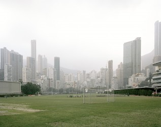 Happy Valley, Hong Kong, 2015