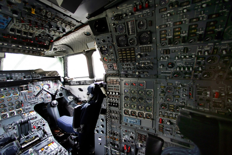 Concorde Cab II - Manolo CHRETIEN
