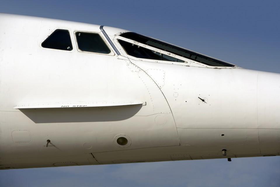 Concorde Cockpit - Manolo CHRETIEN