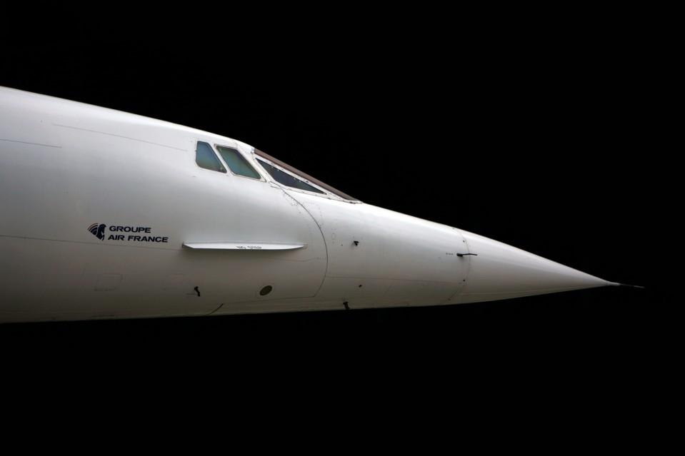 Concorde Hangar - Manolo CHRETIEN