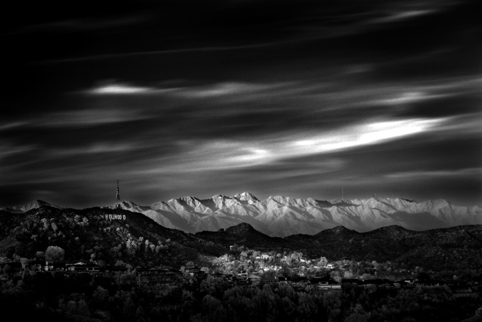 Hollywood Hills - Mitch DOBROWNER