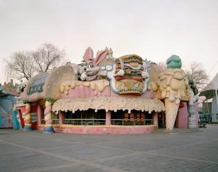 Jhijingshang Park, Beijing, 2015