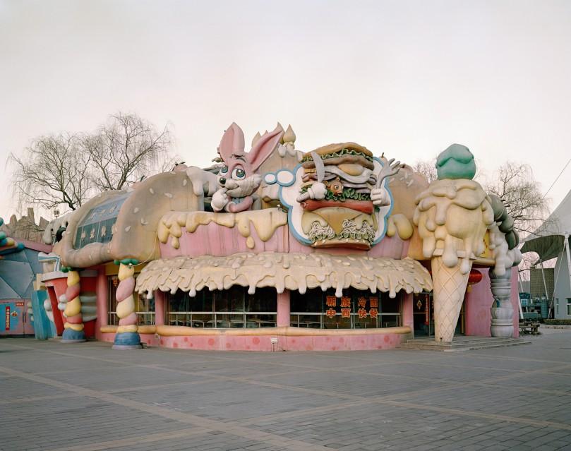 Jhijingshang Park, Beijing, 2015 - Stefano CERIO