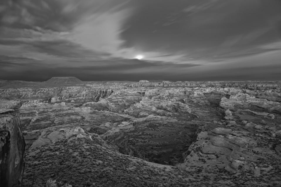 Salt Creek Mesa - Mitch DOBROWNER