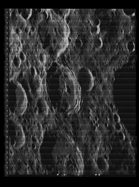LRC Lunar Orbiter 5 (V-079H1) - NASA