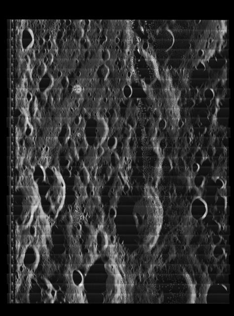 LRC Lunar Orbiter 5 (V-079H2) - NASA