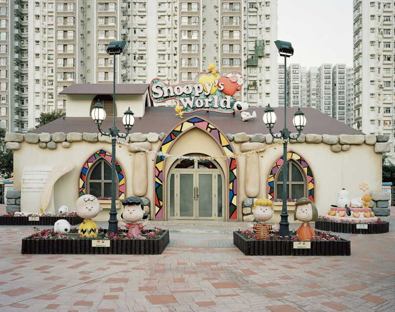 Snoopy's World, Sha Tin, 2015 - Stefano CERIO