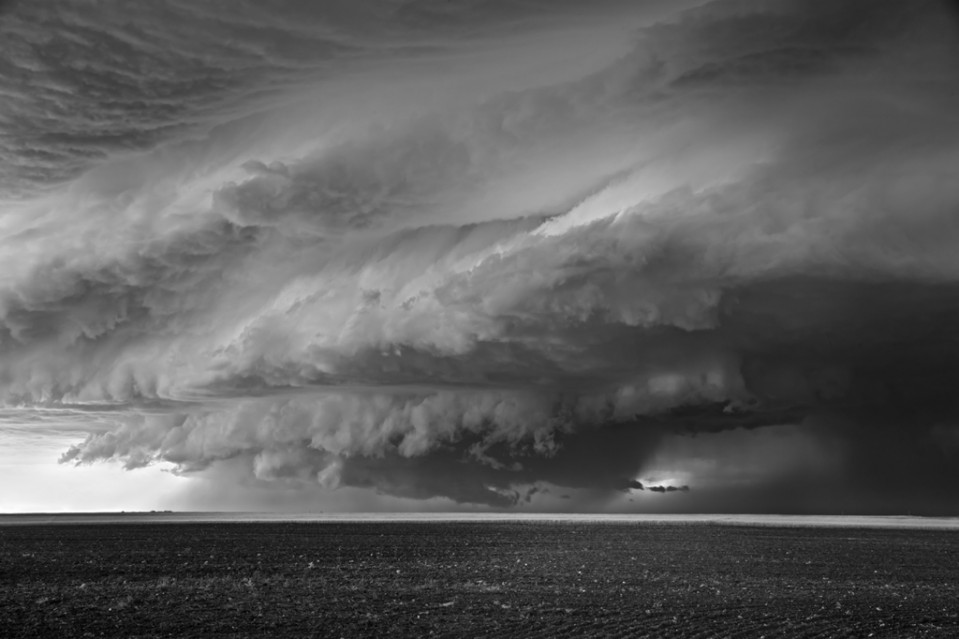 Painted storm - Mitch DOBROWNER