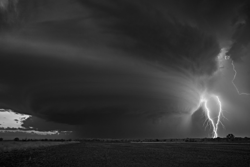 Disk and Light - Mitch DOBROWNER