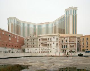 Venetian Casino, Macau, 2015