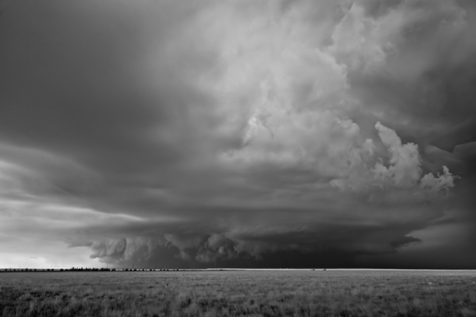Supercell and Farmland - Mitch DOBROWNER
