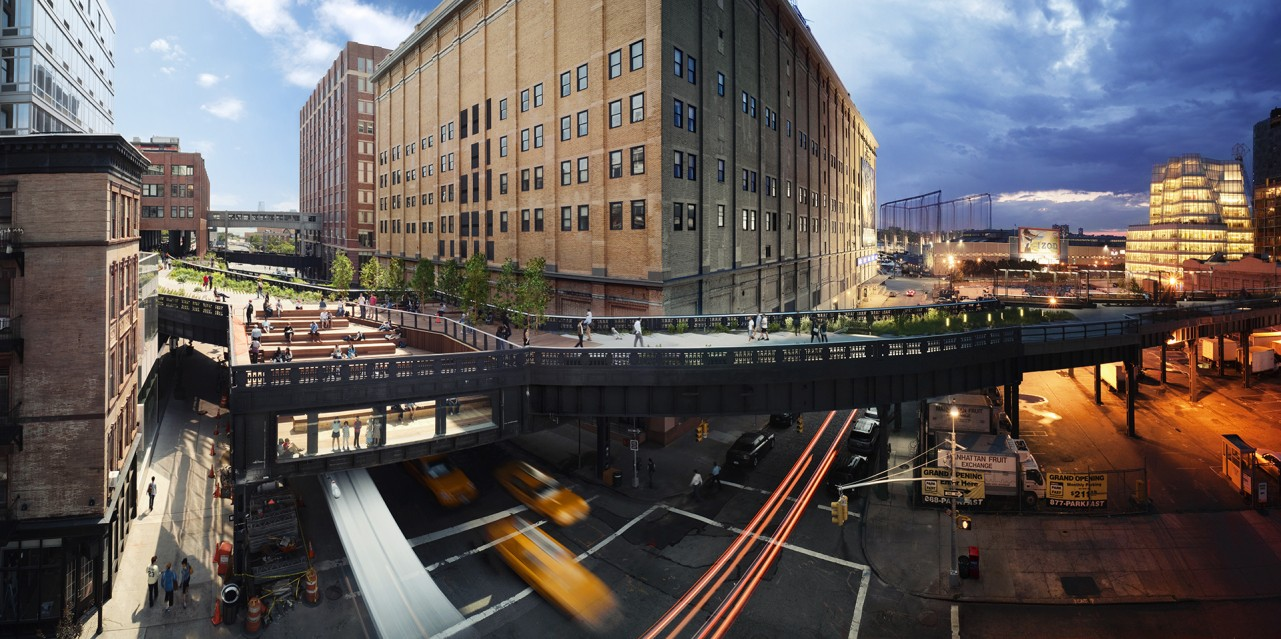 The Highline, NYC - Stephen WILKES