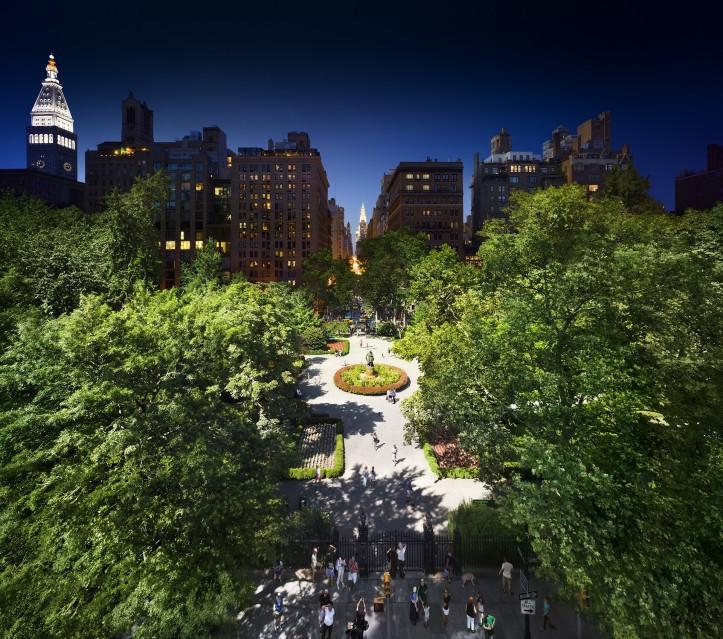 Gramercy Park, NYC - Stephen WILKES