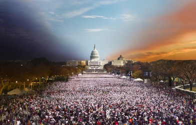 Presidential Inauguration, Washington DC
