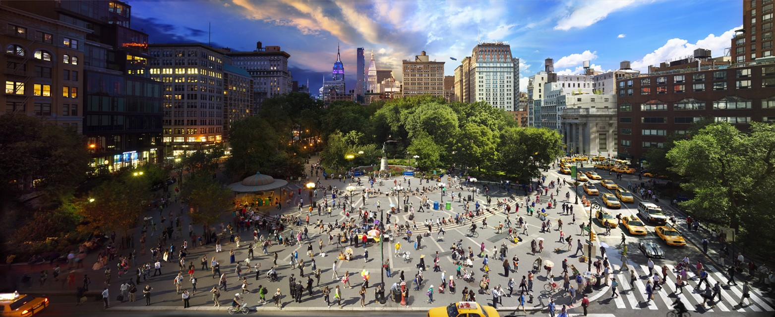 Union Square, NYC - Stephen WILKES