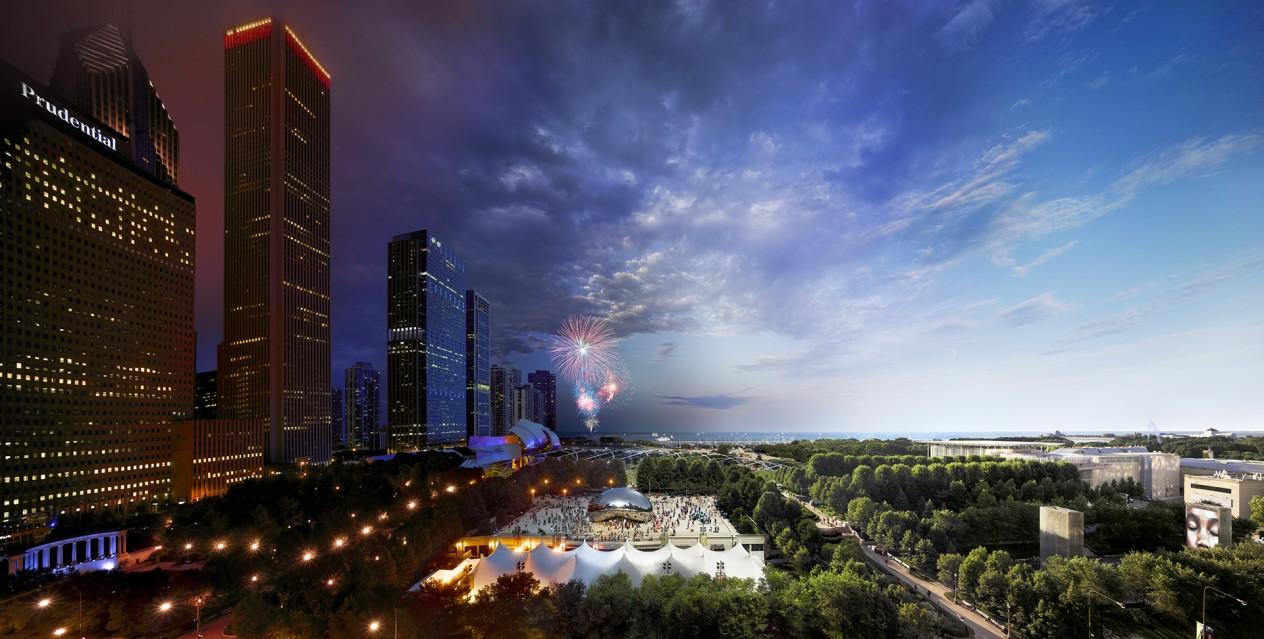 Millennium Park, Chicago - Stephen WILKES