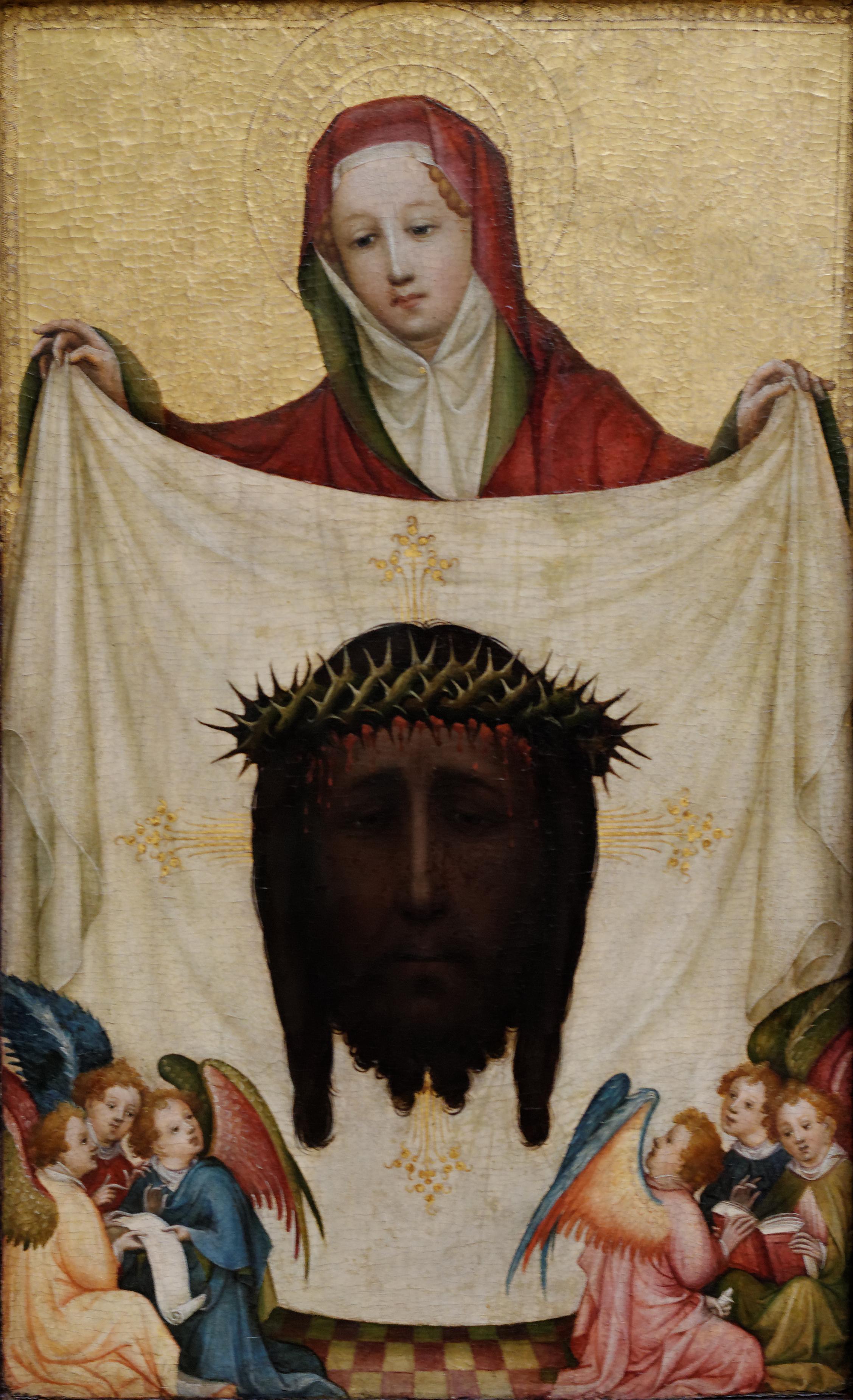 Sainte Véronique au Suaire, 1420