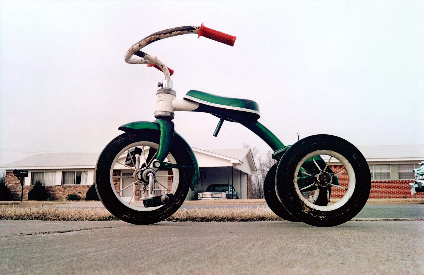 William EGGLESTON, Memphis, 1970