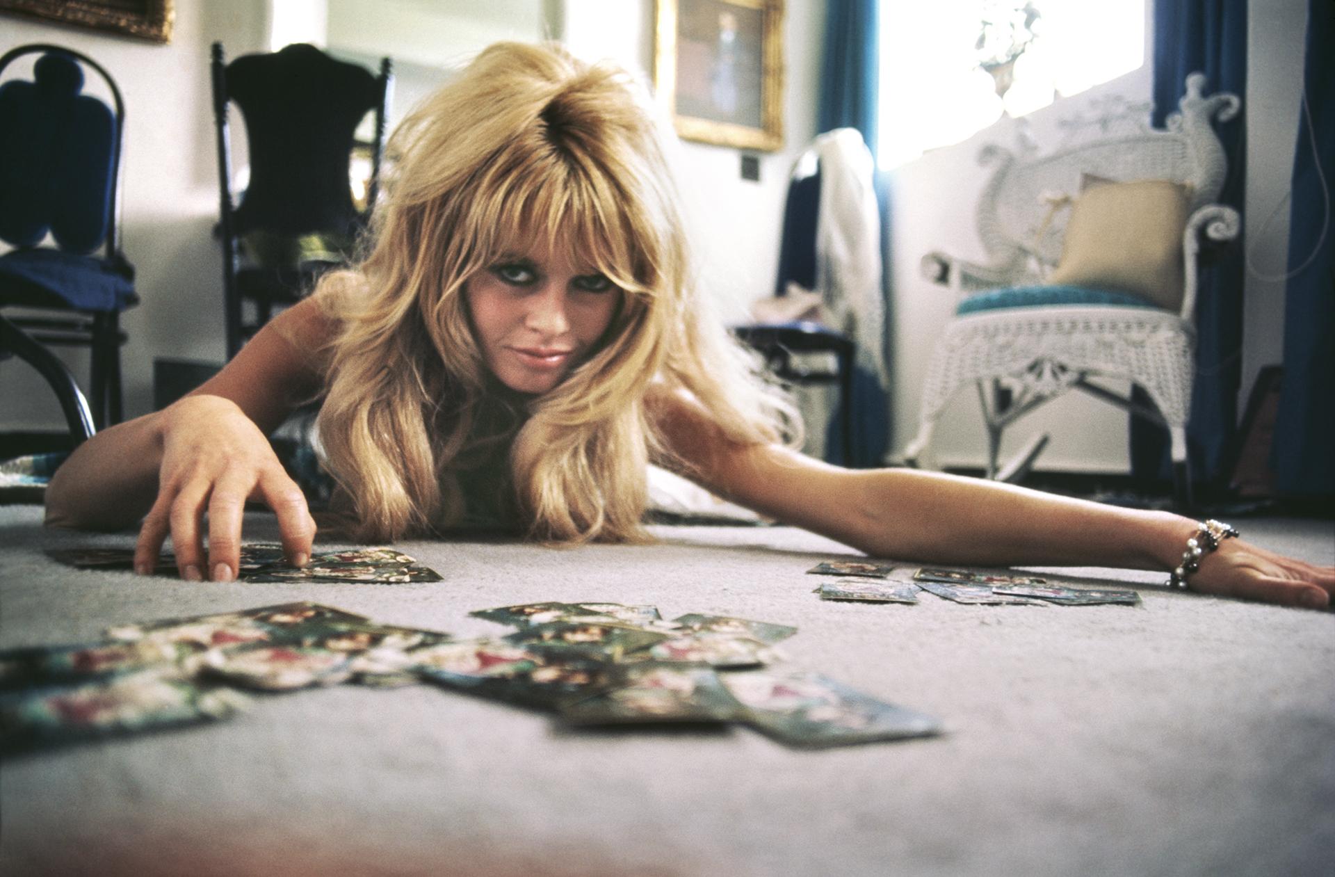 Brigitte Bardot - Douglas KIRKLAND