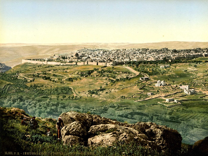 Jerusalem 1860-2000