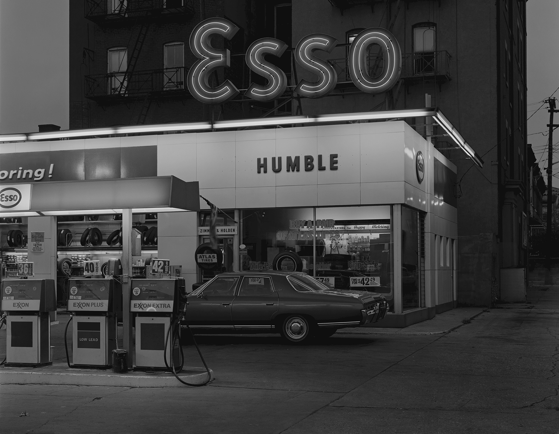 Photographie Exposition George Tice
