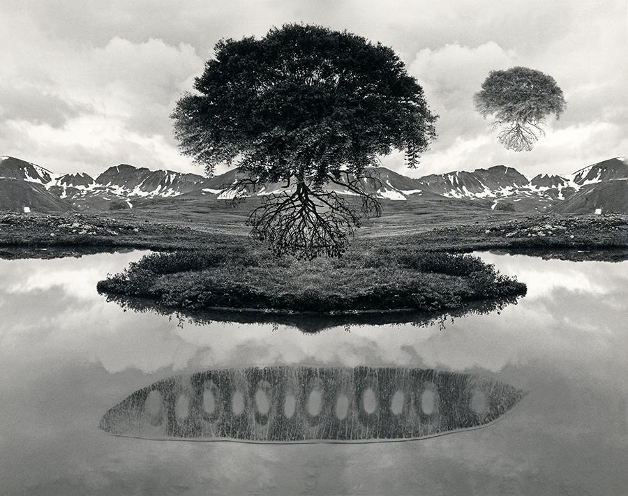 Photomontage de Jerry Uelsmann