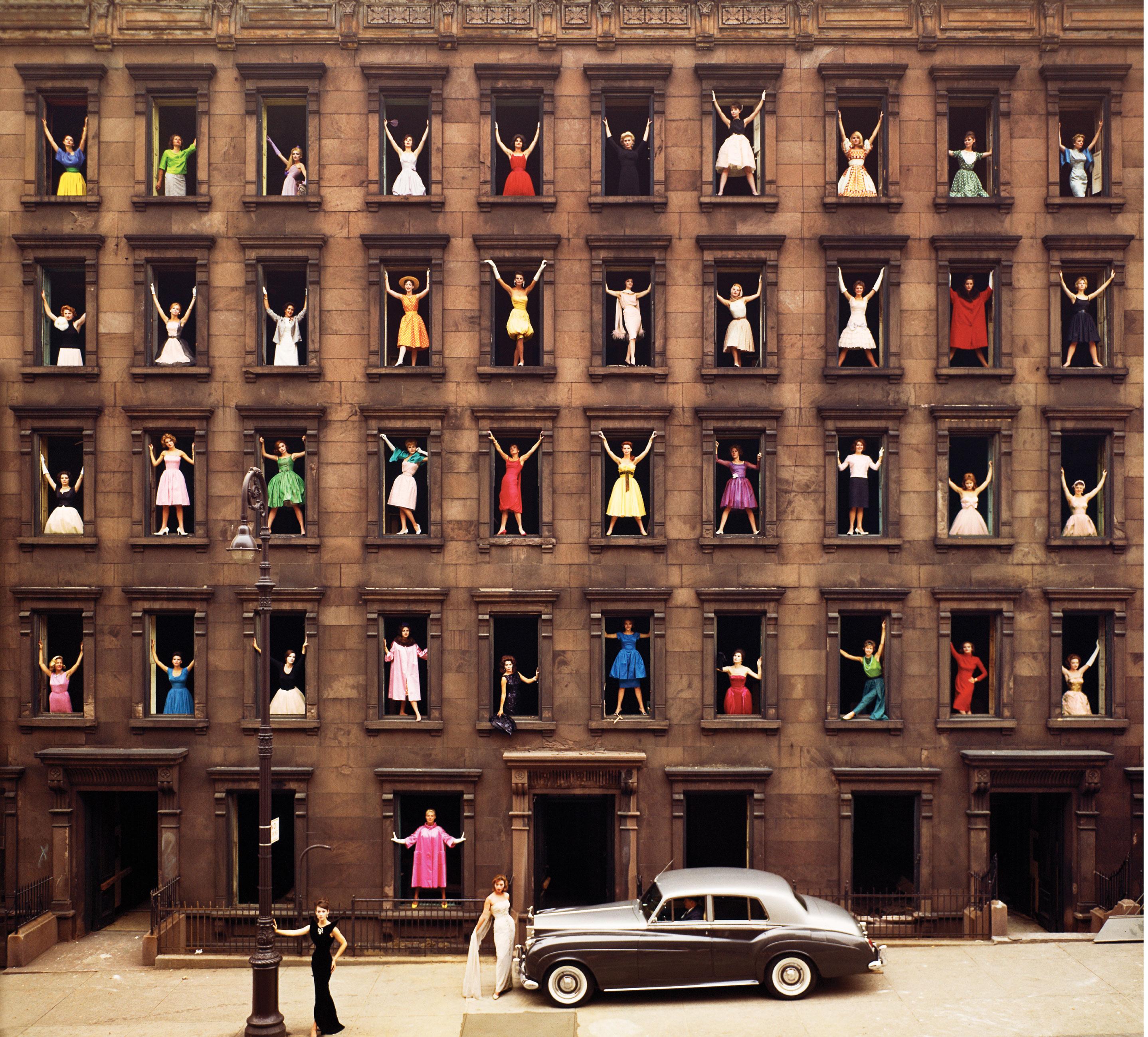 Photo girl in the windows par Ormond Gigli
