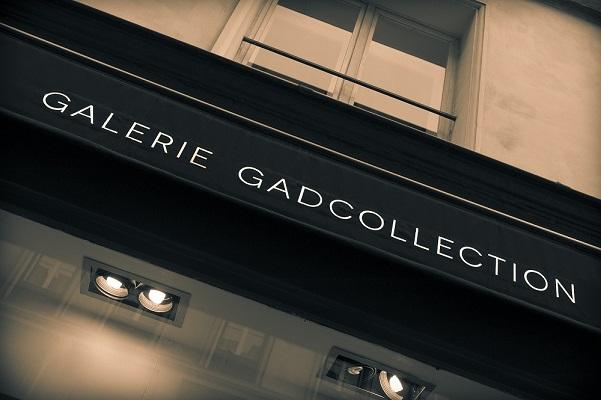 Galerie de photographie en bordure du Marais